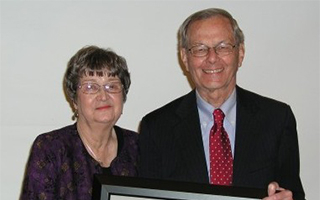 Dr. Chuck and Linda Wilson