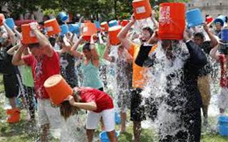 NCLC ALS bucket challenge