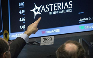 Asterias Biotherapeutics Inc stem cell research