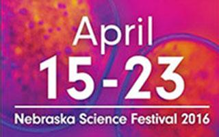 NE Science Fest 2016 logo
