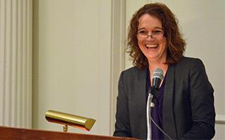 Dr. Tammy Kielian - Maurer Scientific Achievement Award