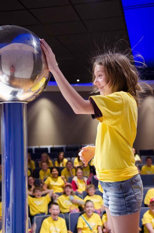 Registration for the 2017 Nebraska Science Festival opens Oct. 26