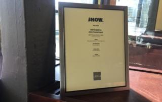 AIGA Award 2016